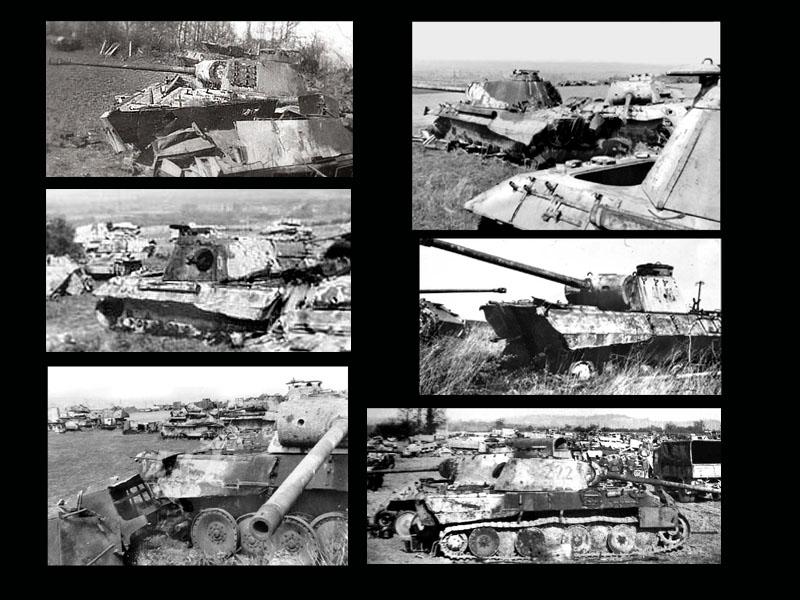 Panzer Wreck - Normandie 1944 Dumptr10