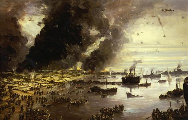 La Campagne de France Dunkir10