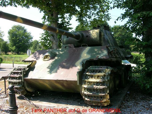 Le panther de grandmesnil - Belgique Dyn00410