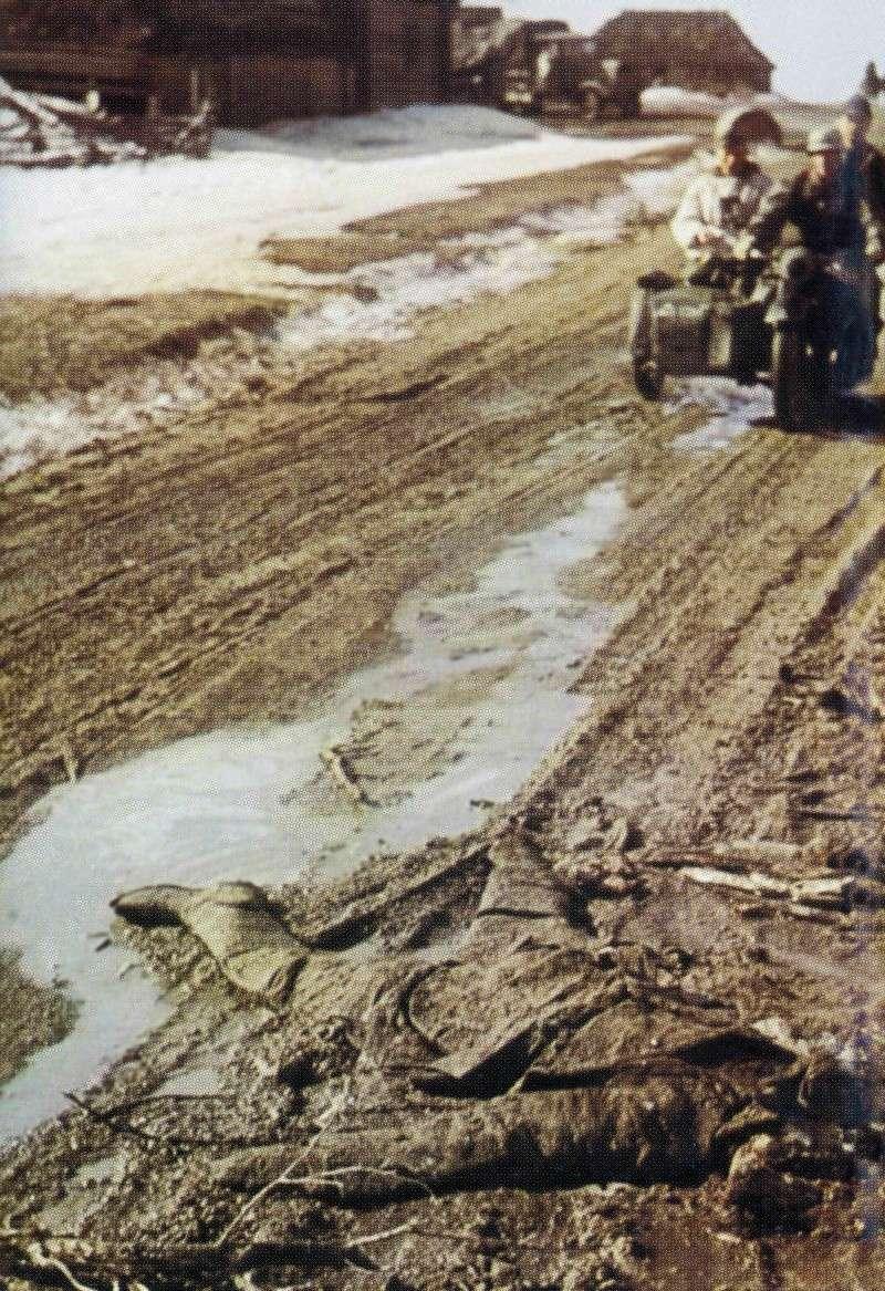 L'Enfer Russe !!! le froid et la boue ... Photos E21010
