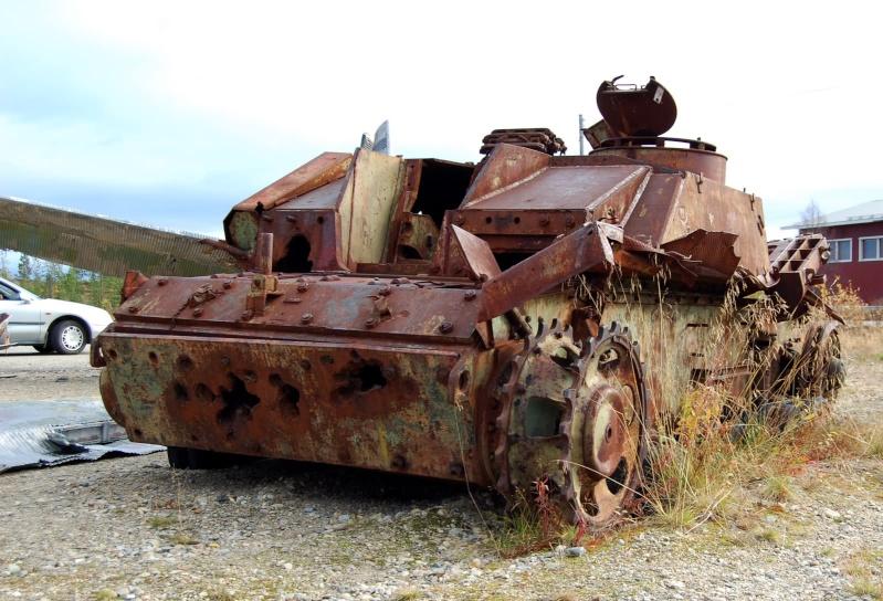 Panzer Wreck in Color !!! Ebdgkn10