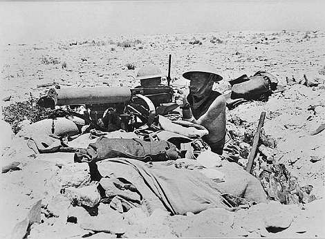 La 2eme bataille d'El-Alamein - Octobre 1942 El-ala10