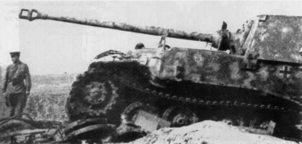 Panzerjäger Tiger Elefant/Ferdinant Ele1210