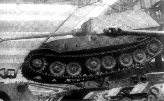 La Production des Panzer Elef_010