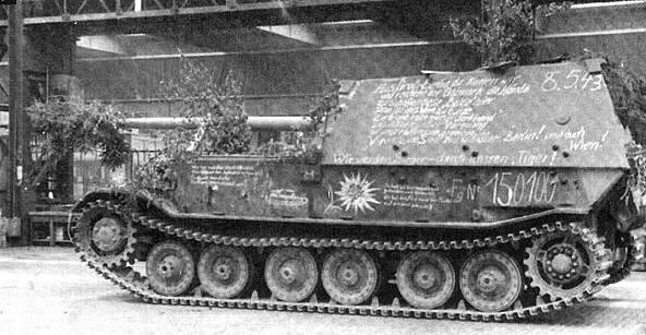 La Production des Panzer Elef_011