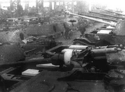 La Production des Panzer Elef_012
