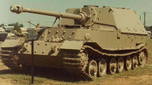 Panzerjäger Tiger Elefant/Ferdinant Elefan10