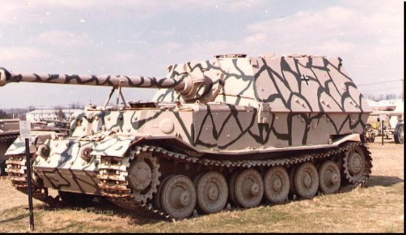 Panzerjäger Tiger Elefant/Ferdinant Elepha11