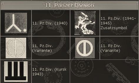 La 11eme Panzer Division Emblem10