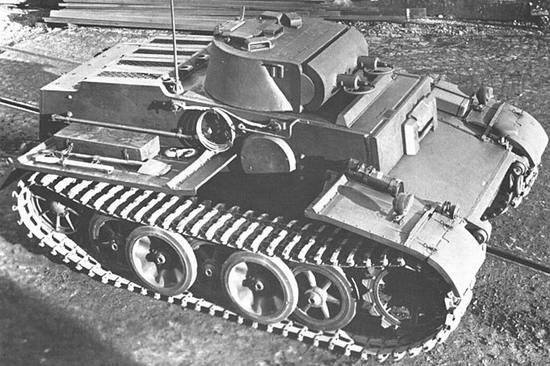 Pz.Kpfw I Ausf.F Extra310