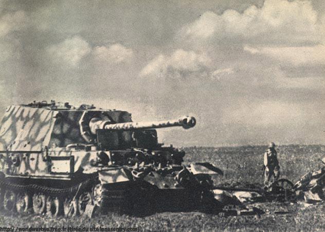 Panzerjäger Tiger Elefant/Ferdinant Ferdin11