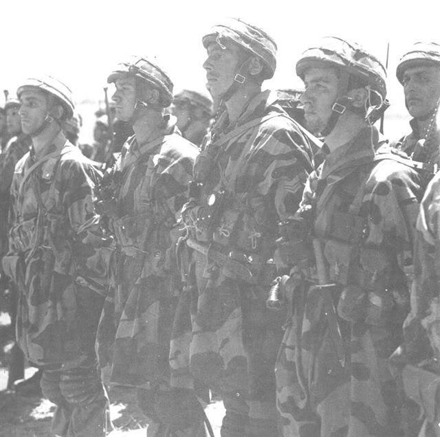 Waffen/italia - M1929 mimetico Folge510