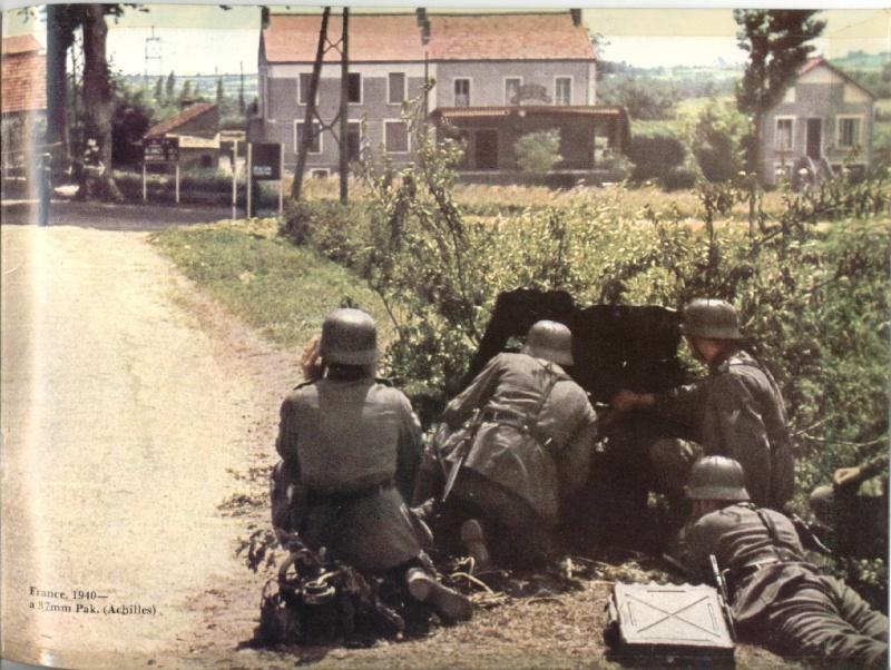 Pak 36 (Panzerabwehrkanone 36) - 37 mm France10