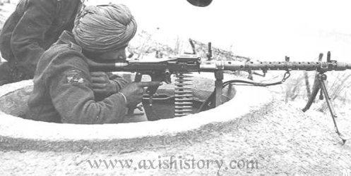 Maschinengewehr 34 - MG34 Freies10