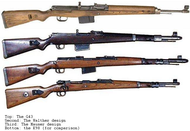 Walther Gewehr G43 G41m_w10
