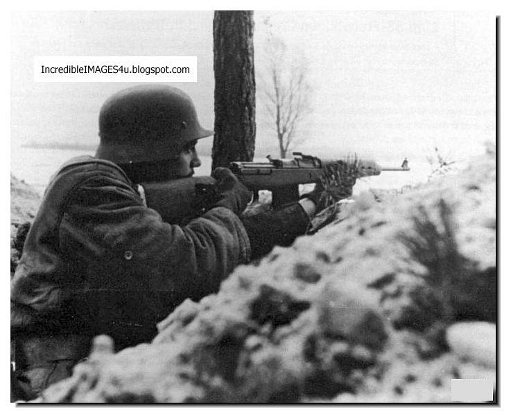 Walther Gewehr G43 German25