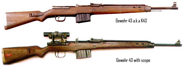 Walther Gewehr G43 Gewehr10