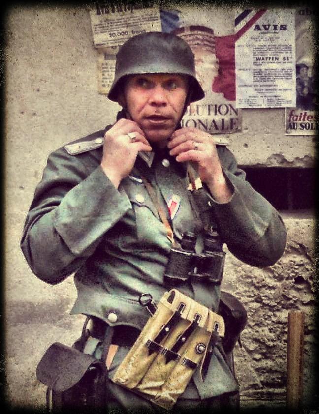 """OVERLORD.74 - Team """"11 eme PzDiv"""" 1944/45 Gf634010"""