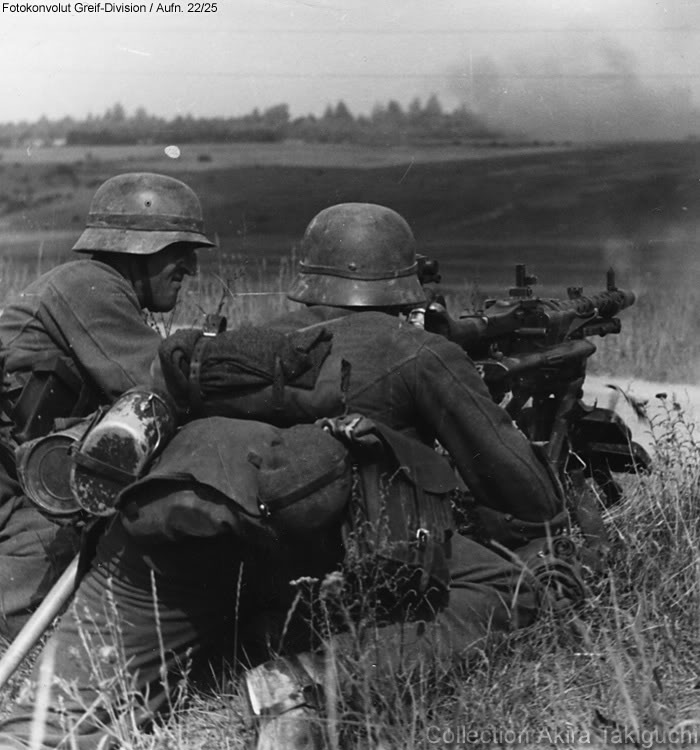 Maschinengewehr 34 - MG34 Greif-10