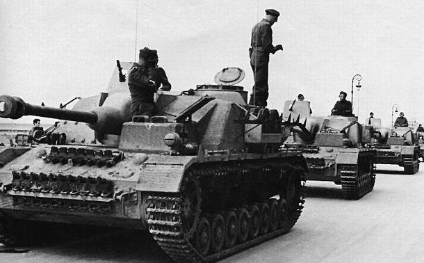 Sturmgeschütz IV Gy210
