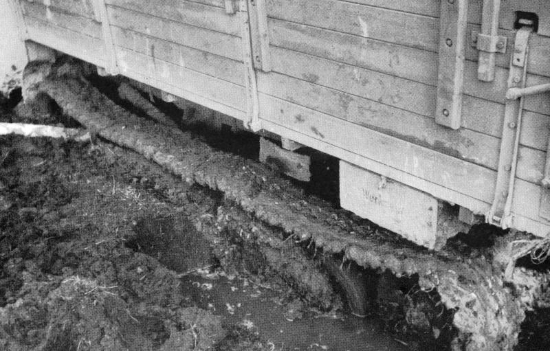 L'Enfer Russe !!! le froid et la boue ... Photos H21010