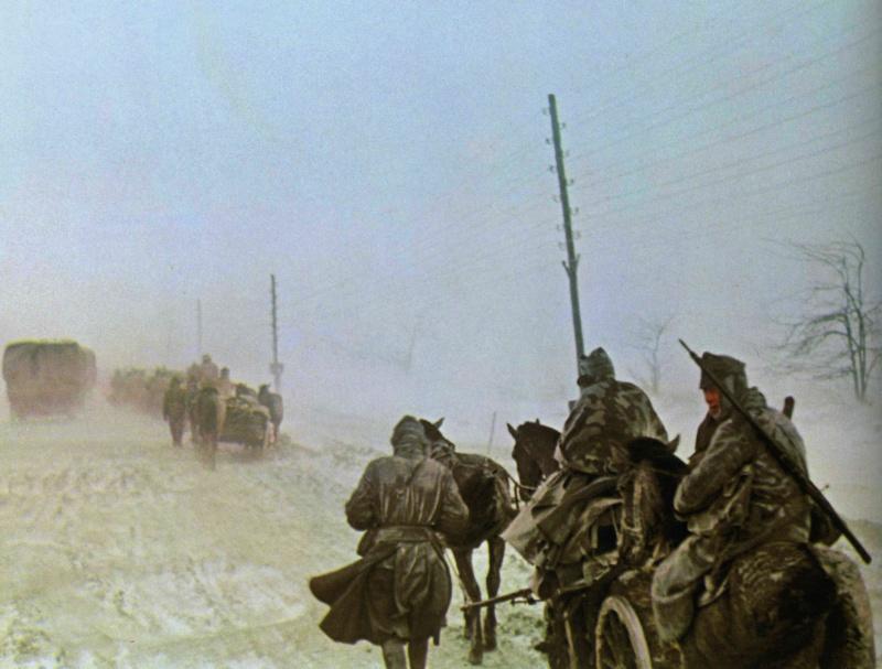 L'Enfer Russe !!! le froid et la boue ... Photos Hiverg10