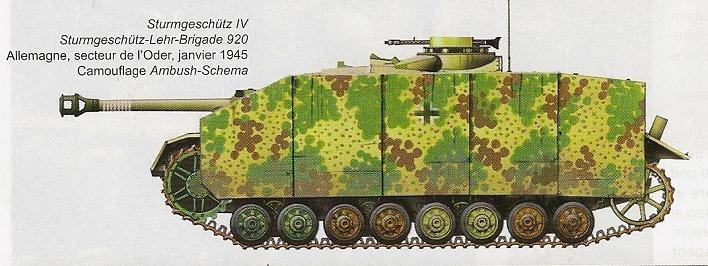 Sturmgeschütz IV Hn007810