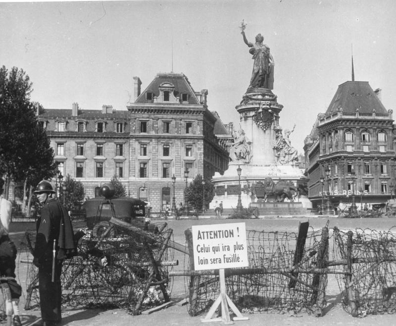 Reportage - PARIS sous l'occupation Img05710