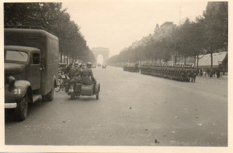 Reportage - PARIS sous l'occupation Img07510