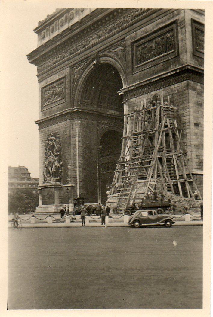 Reportage - PARIS sous l'occupation Img07610