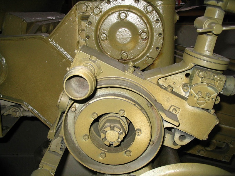 SdKfz 251/9 - Munster - Panzer Museum - DE Img_1512