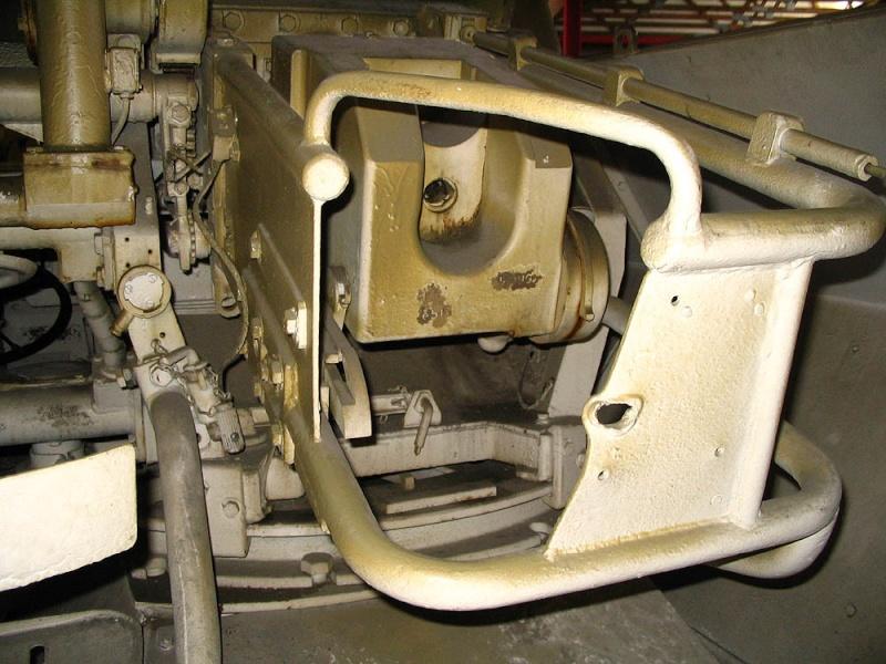 SdKfz 251/9 - Munster - Panzer Museum - DE Img_1514