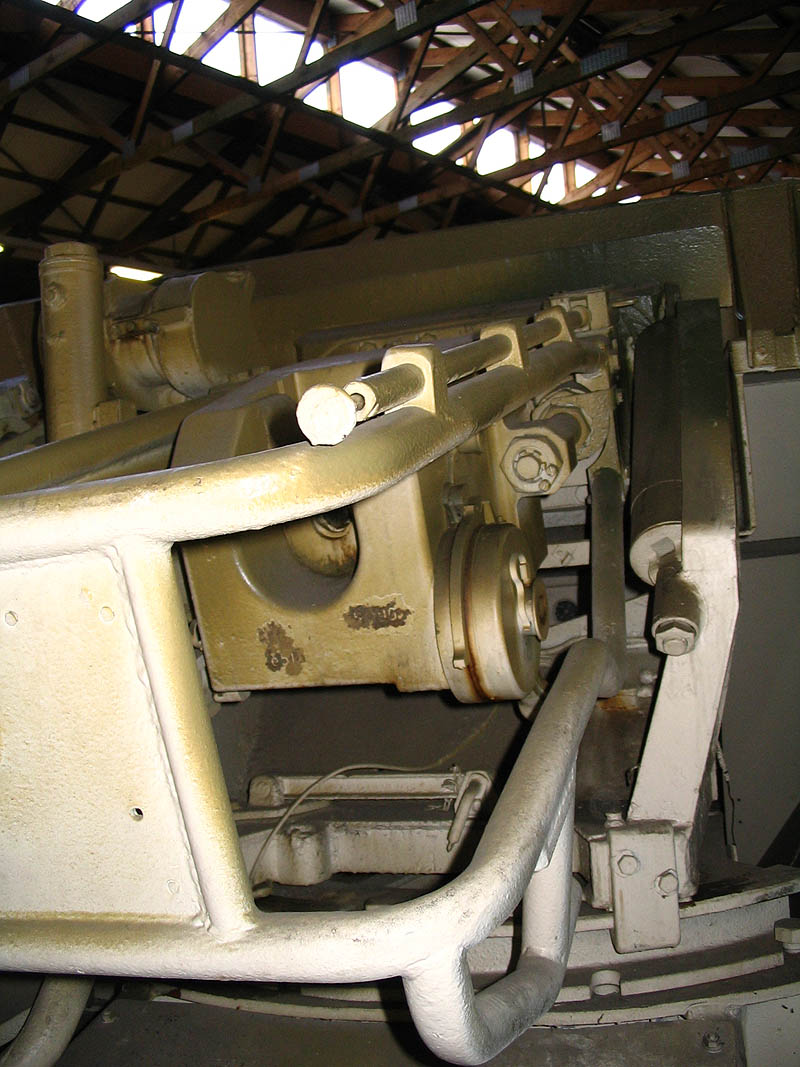 SdKfz 251/9 - Munster - Panzer Museum - DE Img_1515