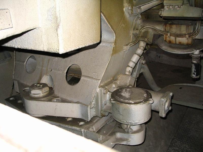 SdKfz 251/9 - Munster - Panzer Museum - DE Img_1518