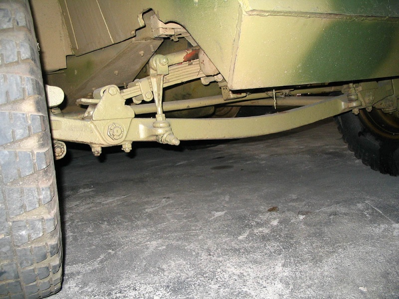 SdKfz 251/9 - Munster - Panzer Museum - DE Img_1520