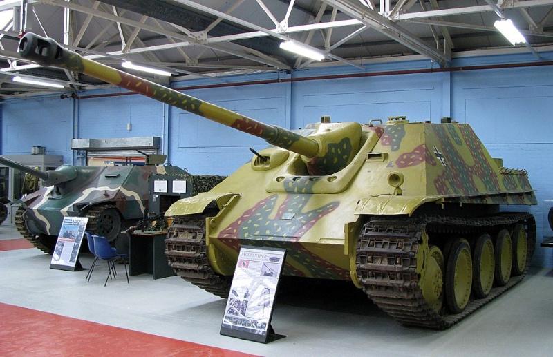 Jagdpanther - Bovington Museum - UK Img_4610