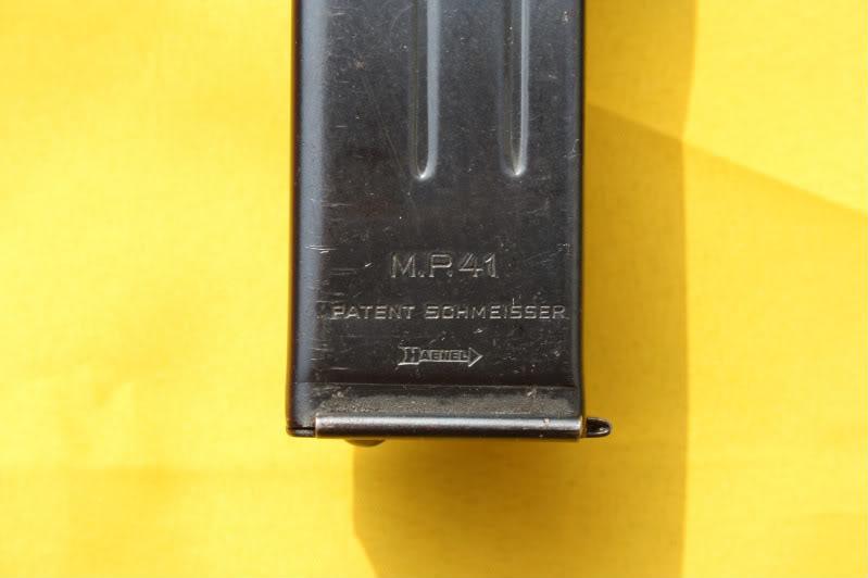 Maschinenpistole - MP 41 Img_8413