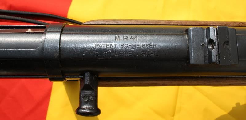 Maschinenpistole - MP 41 Img_8414