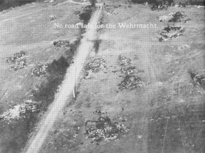 Panzer Wreck - Normandie 1944 Impact10