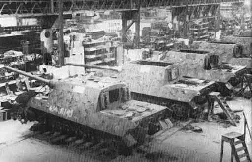 La Production des Panzer Jagdfa11
