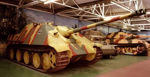 Jagdpanther - Bovington Museum - UK Jagdpa13