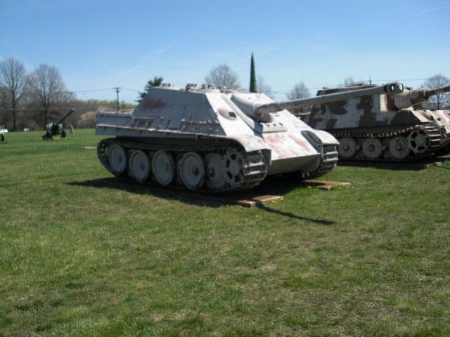 Jagdpanther Aberdeen Proving Grounds - USA Jagdpa14