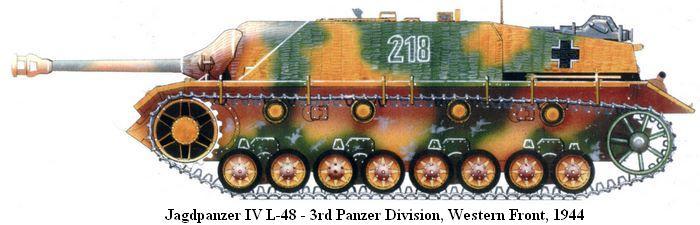 3e PANZER DIVISION Jagdpa43