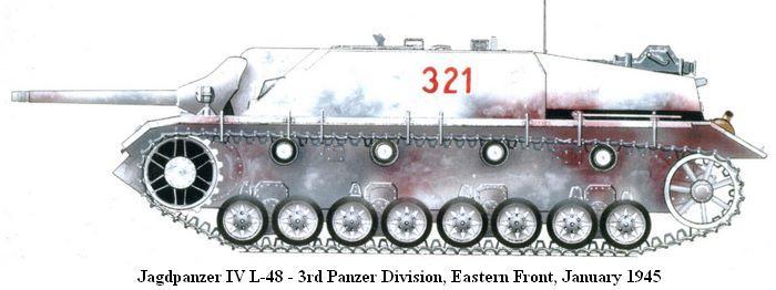 3e PANZER DIVISION Jagdpa44