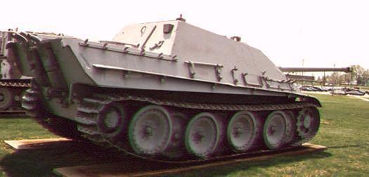 Jagdpanther Aberdeen Proving Grounds - USA Jgdpnt10
