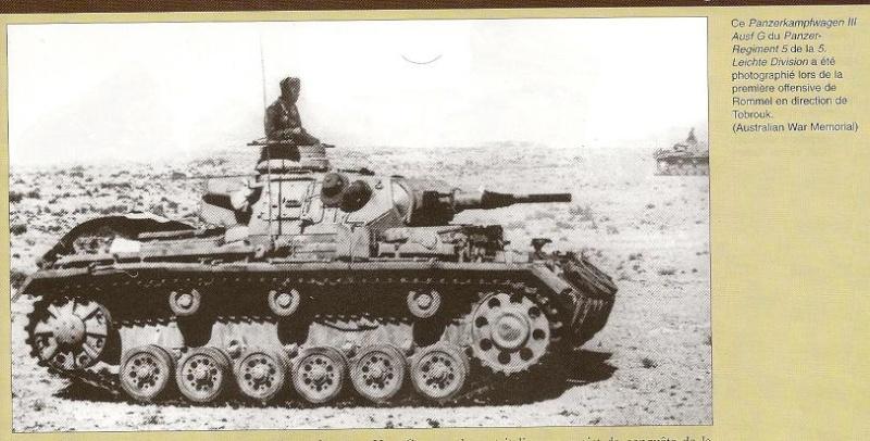 Panzerkampfwagen - Panzer III Jk7310