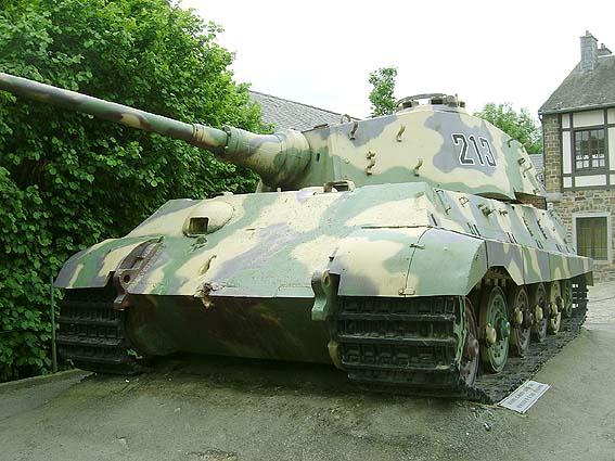 King Tiger - La Gleise - Belgique  Kingti15