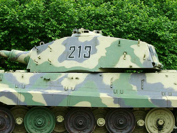 King Tiger - La Gleise - Belgique  Kingti24