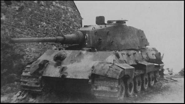 King Tiger - La Gleise - Belgique  Ktg10
