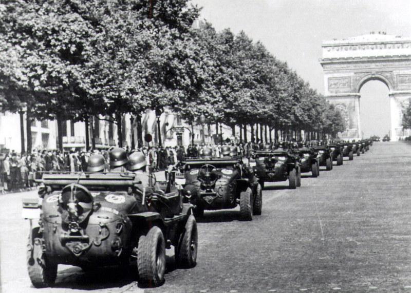 Reportage - PARIS sous l'occupation Lahpar10